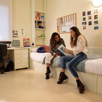 colegio mayor habitaciones 09 330x330 Instalaciones Estudiar en Universidad Privada Madrid