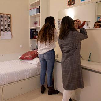 colegio mayor habitaciones 11 330x330 Instalaciones Estudiar en Universidad Privada Madrid