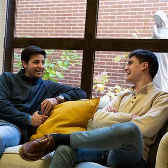 colegio mayor zonas comunes 07 330x330 Instalaciones Estudiar en Universidad Privada Madrid