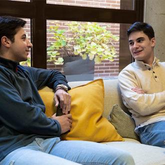 colegio mayor zonas comunes 08 330x330 Instalaciones Estudiar en Universidad Privada Madrid