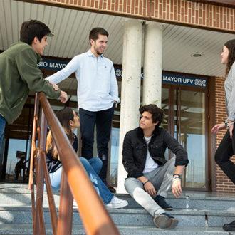 colegio mayor zonas exterior 02 330x330 Instalaciones Estudiar en Universidad Privada Madrid