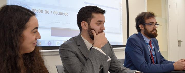 conferencia ufvmun OUR CONFERENCE Estudiar en Universidad Privada Madrid