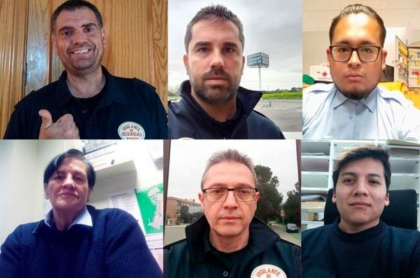equipo de seguridad 1 Nuestro reconocimiento al equipo de seguridad de la UFV Estudiar en Universidad Privada Madrid