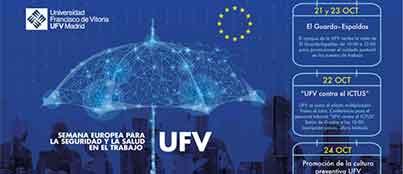 prevencion ictus ufv SERVICIO DE SEGURIDAD, SALUD Y BIENESTAR Estudiar en Universidad Privada Madrid