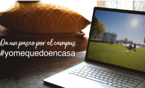 puertas abiertas 300x182 La UFV organiza su Jornada de Puertas Abiertas de manera online el próximo 25 de abril