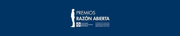 razón abierta Concluye el plazo de entrega de trabajos para la 4º edición de los Premios Razón Abierta