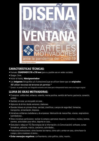 requerimientos design a window Participa en la iniciativa Diseña una ventana, del profesor UFV Miguel Hernández
