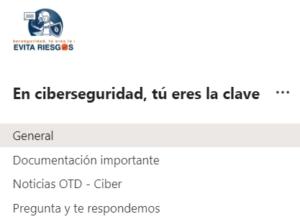 Canales de Evita Riesgos e1590740734386 En ciberseguridad, tú eres la clave Estudiar en Universidad Privada Madrid