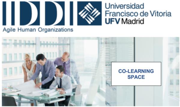 Captura de pantalla 2020 05 06 a las 10.13.03 e1588753215304 El Instituto de Desarrollo Directivo (IDDI) de la Universidad Francisco de Vitoria aborda el futuro del liderazgo y la gestión del cambio a través de espacios de aprendizaje colaborativo