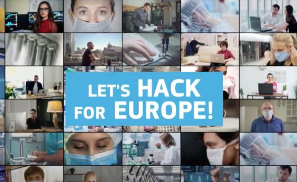 Captura de pantalla 2020 05 20 a las 10.33.51 e1589963820770 El Centro de Emprendimiento UFV participa en los Hackatons organizados por la CAM y la UE Estudiar en Universidad Privada Madrid