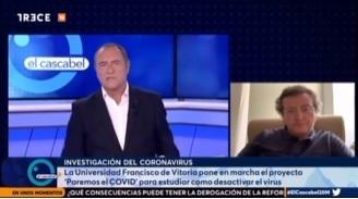 Carlos Zaragoza 1 La Universidad Francisco de Vitoria pone en marcha el proyecto de crowdfunding 'Paremos el COVID' para ayudar a financiar una investigación sobre el COVID 19 Estudiar en Universidad Privada Madrid