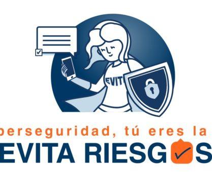 Logo EVITA RIESGOS 417x357 actualidad UFV