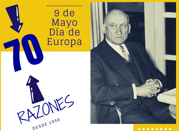 dia de europa El Centro de Documentación Europea de la UFV se suma a la celebración del 70 aniversario de la Declaración Schuman Estudiar en Universidad Privada Madrid
