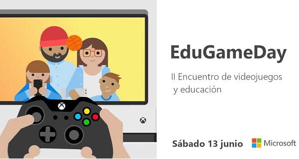 edugameday Microsoft y la Universidad Francisco de Vitoria presentan la mayor investigación de Europa en el campo de la gamificación en el #EduGameDay Estudiar en Universidad Privada Madrid