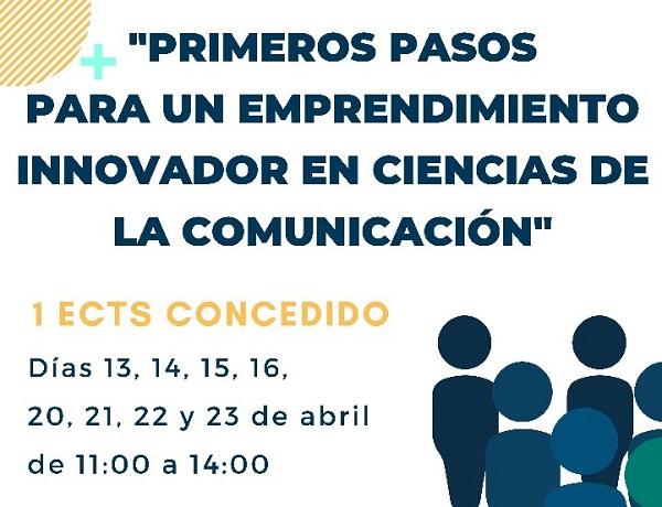 emprendimiento comunicacion 1 El Centro de Emprendimiento UFV realiza un curso online con la Facultad de Ciencias de la Comunicación Estudiar en Universidad Privada Madrid