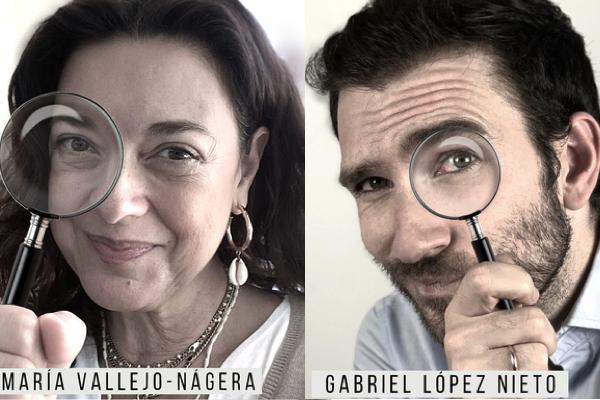 fe lupa Gabriel López Nieto, junto a María Vallejo Nágera, lanzan el podcast Fe con Lupa Estudiar en Universidad Privada Madrid