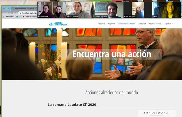 laudatosiufv La Universidad Francisco de Vitoria se une al Movimiento Católico Mundial por el Clima Estudiar en Universidad Privada Madrid