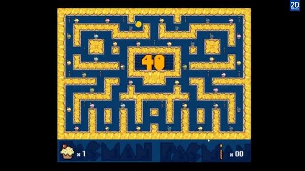 %name Alumnos UFV diseñan Pac versary, un juego para conmemorar el 40 aniversario de Pac Man