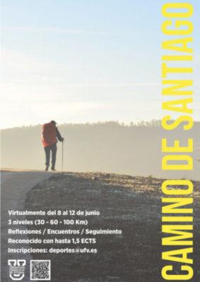 2020camino de santiago e1591174256225 Camino de Santiago Virtual 2020 Estudiar en Universidad Privada Madrid