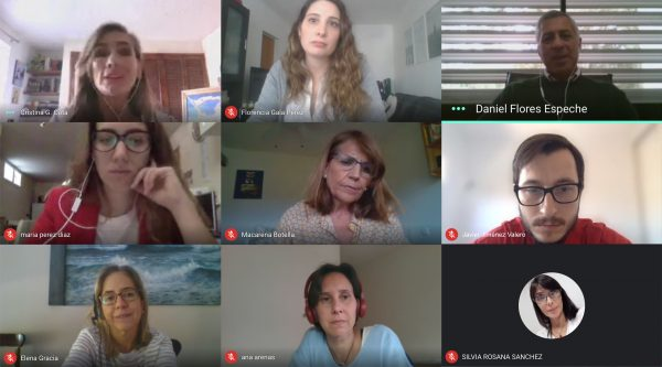4 naciones e1591783006507 Encuentro virtual entre universidades del hemisferio norte y del hemisferio sur Estudiar en Universidad Privada Madrid