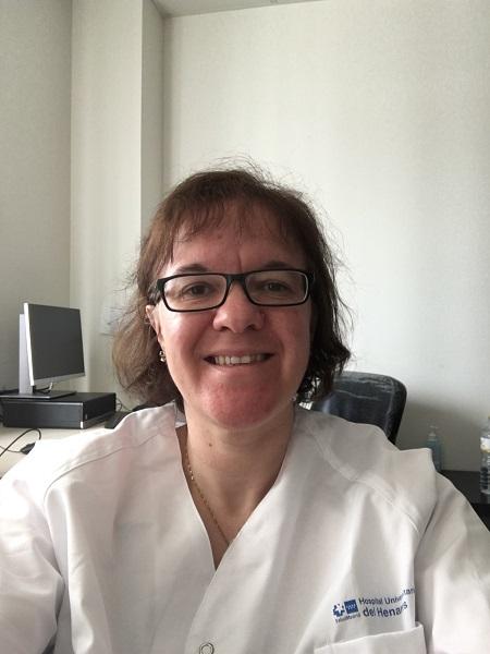Ana Minaya Ana Minaya participa en una investigación sobre cómo establecer áreas libres de COVID 19 dentro de los hospitales Estudiar en Universidad Privada Madrid