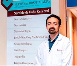 Juan pablo Romero IIB UFV 4 Neurorrehabilitacion Daño Cerebral Estudiar en Universidad Privada Madrid