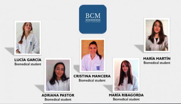 bcm e1592560127956 Alumnos de Biotecnología y Biomedicina, premiados en el Fowler Global Innovation Challenge de la Universidad de San Diego Estudiar en Universidad Privada Madrid