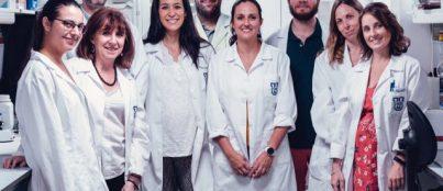 grupo de Endocannabinoides e1592384901848 403x174 Oficina de Transferencia de Resultados de Investigación (OTRI) Estudiar en Universidad Privada Madrid