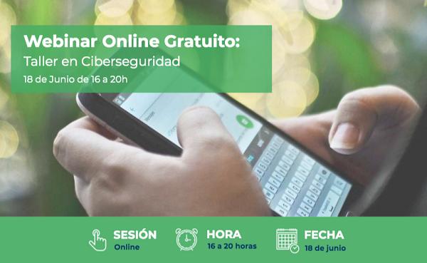 webinar ciberseguridad Webinar online gratuito de ciberseguridad y ciberdefensa el próximo 18 de junio Estudiar en Universidad Privada Madrid