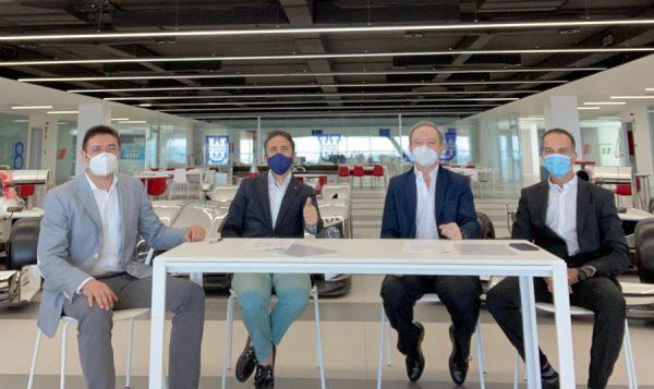 48e79663 c4b6 44d4 9af5 b13f7e060773 e1593594166597 La Universidad Francisco de Vitoria firma un acuerdo de colaboración con el Colegio Oficial de Ingenieros Técnicos Industriales de Madrid (COGITIM) Estudiar en Universidad Privada Madrid