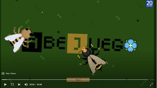 Abejas RNE se hace eco de un videojuego creado por alumnos UFV Estudiar en Universidad Privada Madrid