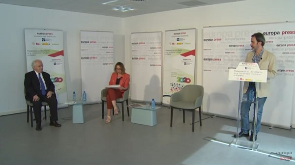 EME1 Se presenta el Libro Blanco de la Esclerosis Múltiple en España 2020: 1 de cada 3 personas con esclerosis múltiple (EM) ha dejado de trabajar debido a los síntomas de la enfermedad Estudiar en Universidad Privada Madrid