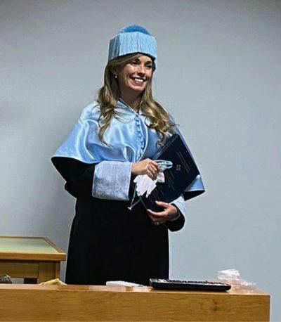 tesis victoria hernandez e1593592552720 Victoria Hernández defiende su Tesis Doctoral con Sobresaliente Cum Laude Estudiar en Universidad Privada Madrid