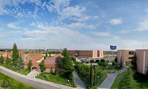 vuelta campus UFV visitas CAMPUS, DOCENCIA, SEGURIDAD Y SALUD