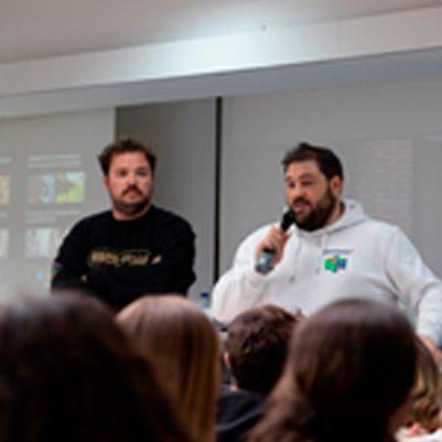 experimentacion creativa ufv 02 401x401 Nido Creativo Estudiar en Universidad Privada Madrid