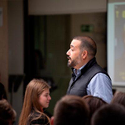 experimentacion creativa ufv 03 401x401 Nido Creativo Estudiar en Universidad Privada Madrid