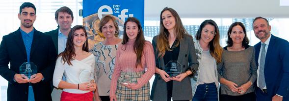 premios eficaces Nido Creativo Estudiar en Universidad Privada Madrid
