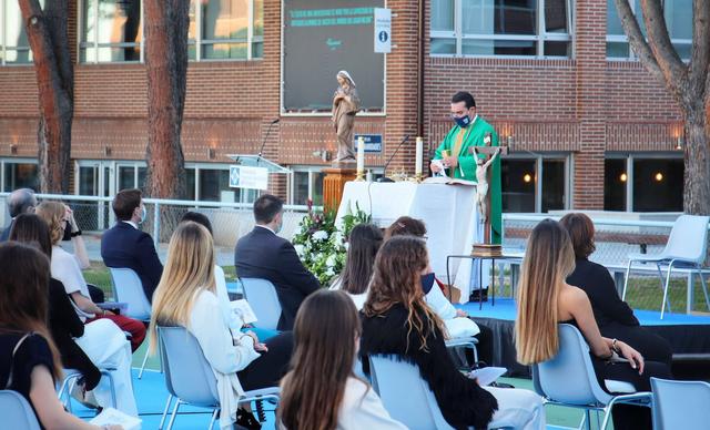 %name Solemne Acto de Apertura del Curso 2020/21 del Colegio Mayor Francisco de Vitoria Estudiar en Universidad Privada Madrid