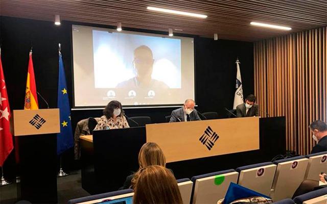 556774F9 1EE2 48C7 94D7 FF9050BEB518 Vicente Vallés, Mamen del Cerro y Alejandro Requeijo comparten 'La gestión comunicativa de la pandemia' en la UFV Estudiar en Universidad Privada Madrid