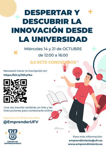 %name El Centro de Emprendimiento UFV presenta su programa IAE para el desarrollo de iniciativas de alumnos Estudiar en Universidad Privada Madrid