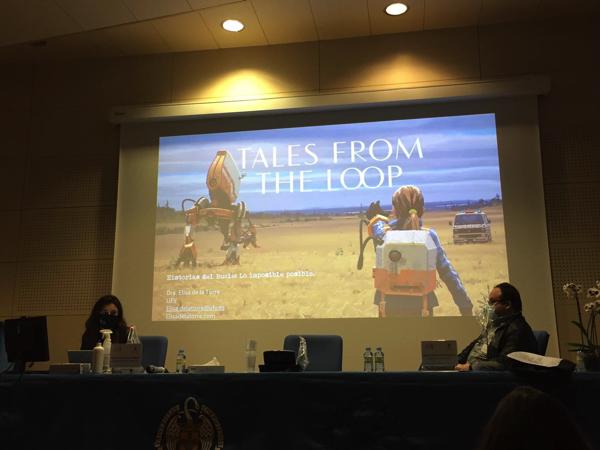 Elisa de la Torre Elisa de la Torre, profesora de la Facultad de Comunicación UFV, participa en el VI Congreso Internacional de Mitocrítica Estudiar en Universidad Privada Madrid