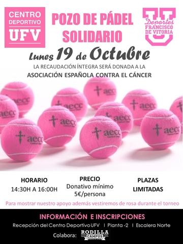 cancer mama ufv actualidad UFV Estudiar en Universidad Privada Madrid