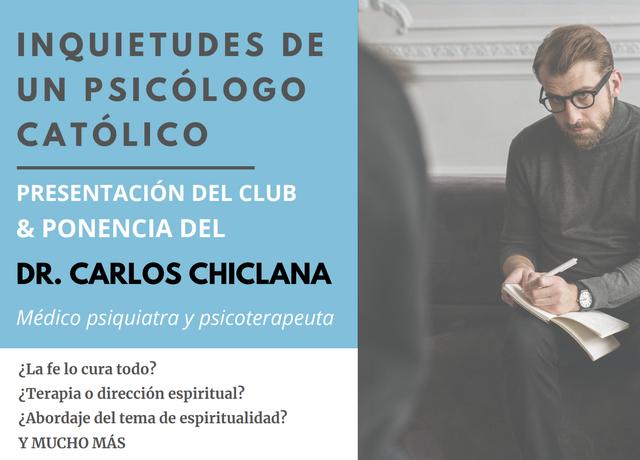 magda El club de estudiantes de psicología UFV Magda Arnold inicia su actividad con una conferencia del doctor Carlos Chiclana Estudiar en Universidad Privada Madrid