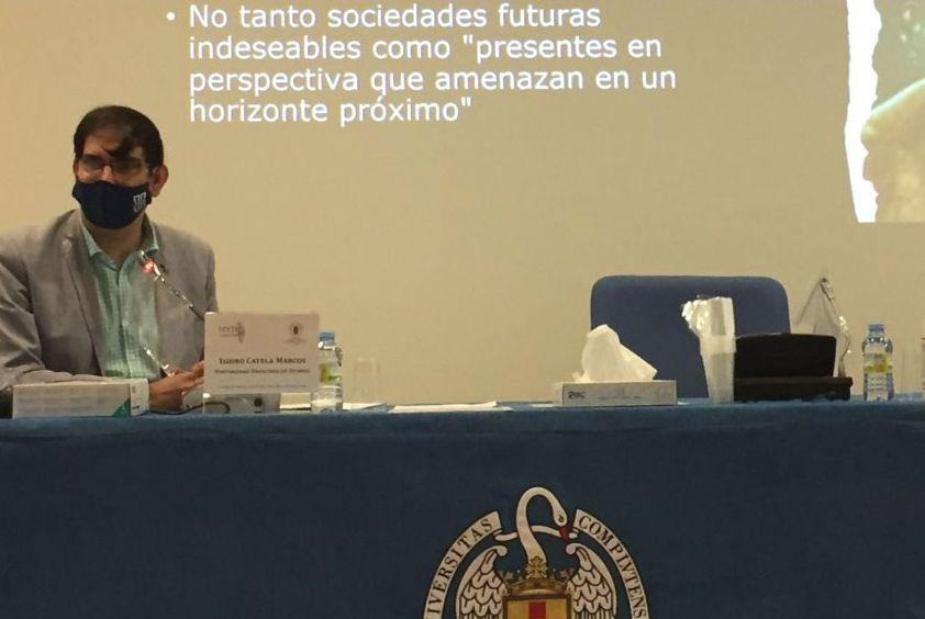 %name Isidro Catela participa en el VI Congreso Internacional de Mitocrítica 'Mito y Ciencia Ficción' Estudiar en Universidad Privada Madrid