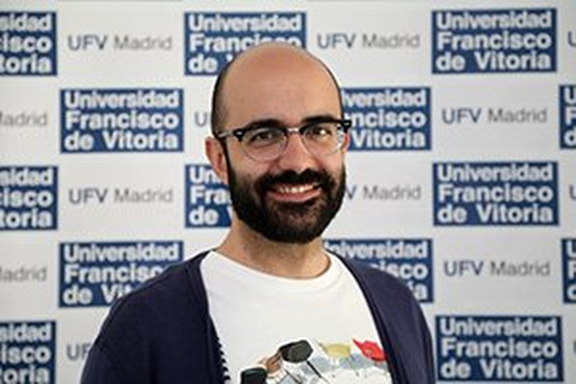 %name Sergio Saldaña participa en el webinar 'Cómo España puede activar su oferta de educación digital' Estudiar en Universidad Privada Madrid