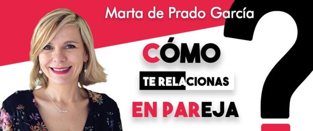 %name Marta de Prado, profesora del Grado en Psicología UFV, publica 'Cómo te relacionas en pareja' Estudiar en Universidad Privada Madrid