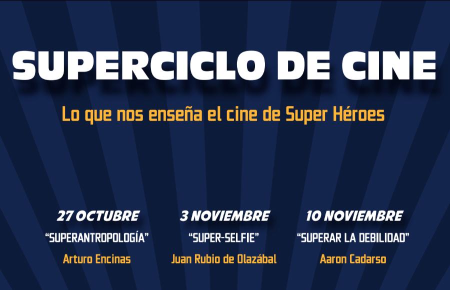 9B219482 F49A 46F4 B99C 20EF25E47926 Superciclo de cine con Aaron Cadarso Superar la debilidad Estudiar en Universidad Privada Madrid
