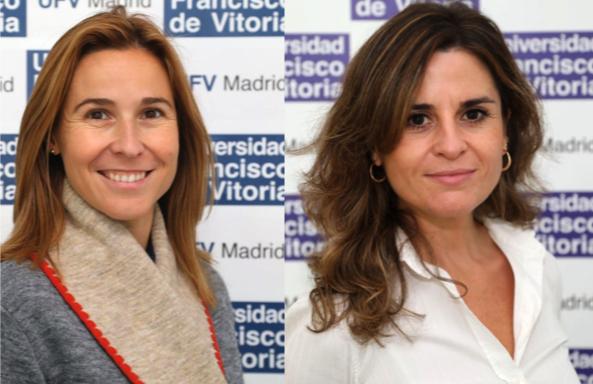 """%name """"Son muchos los demonios por quitar"""": Esther Pascual, directora Criminología UFV, y Francisca Lozano, profesora, comparten 'Restauravidas' en el Diario El Mundo Estudiar en Universidad Privada Madrid"""