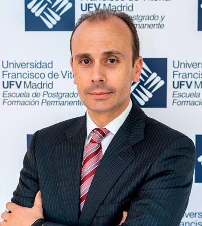 Profesor José María Rotellar García ufv 450 actualidad UFV Estudiar en Universidad Privada Madrid