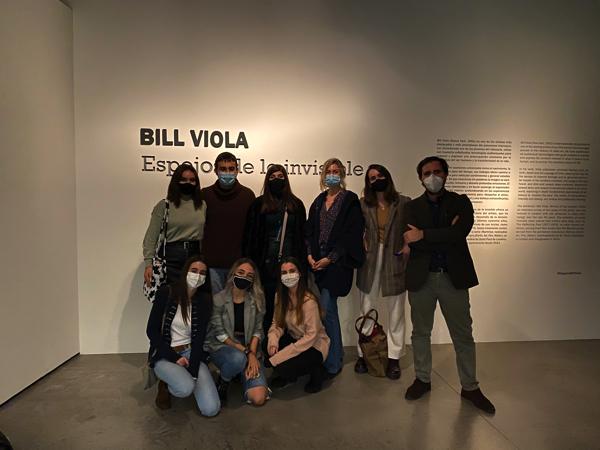 exposicion bill viola actualidad UFV Estudiar en Universidad Privada Madrid